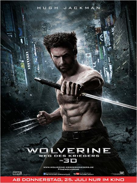 Wolverine ~ Weg des Kriegers