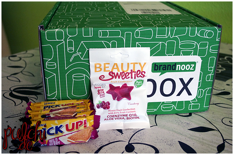 "Leibniz PiCK UP! ""WILD BERRY"" 