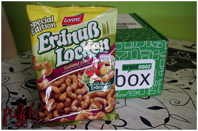 "Lorenz Snack-World ErdnußLocken ""Toskana Style"""