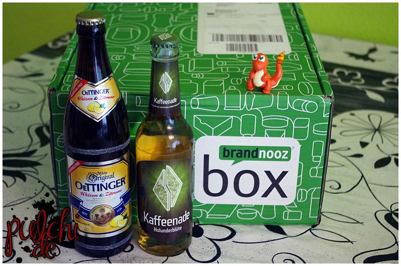 Oettinger Weizen & Zitrone Alkoholfrei || Kaffeenade Holunderblüte