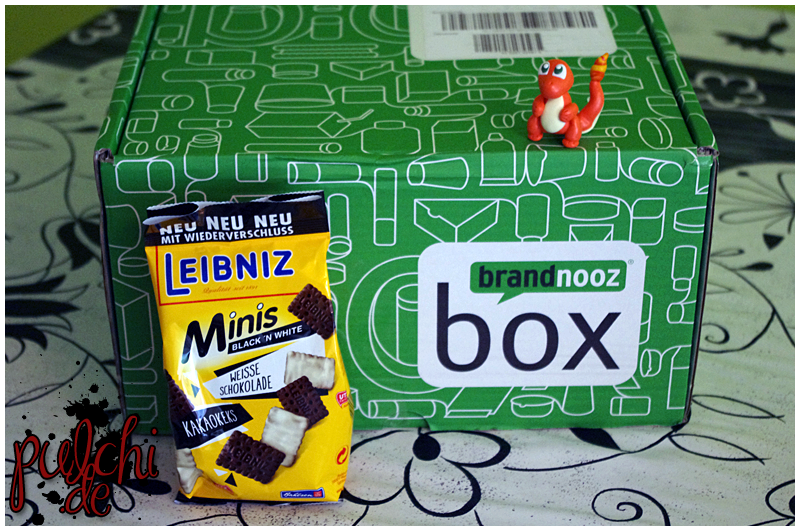 #0491 [Review] brandnooz Box Juni 2015