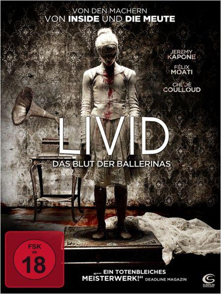 Livid ~ Das Blut der Ballerinas