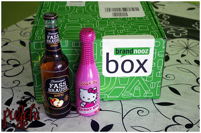 "Bitburger Fassbrause ""Apfel"" || Hello Kitty Berry Mix no alcohol"