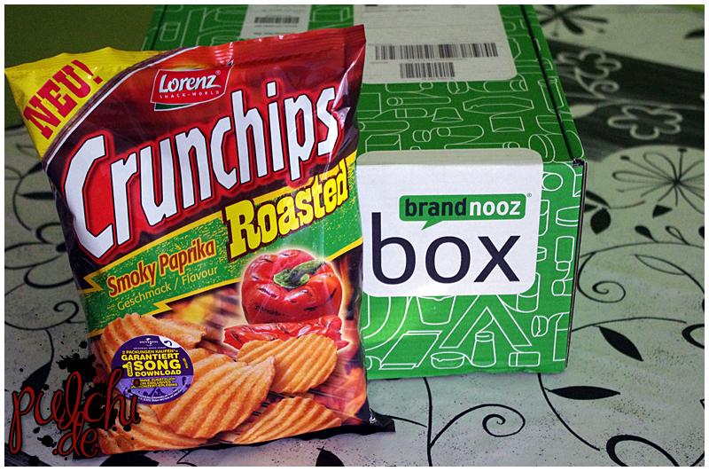 """Lorenz Snack-World Crunchips Roasted """"Smoky Paprika"""""""