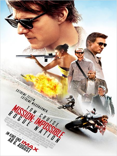 Mission: Impossible ~ Rogue Nation