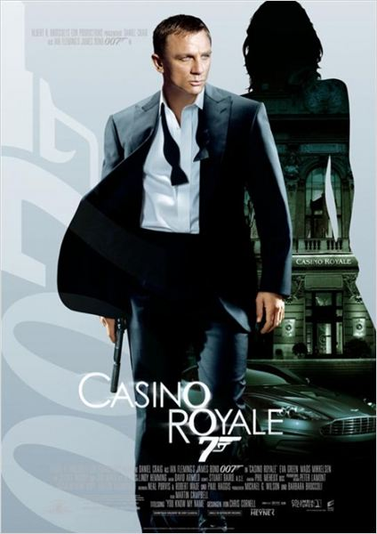 James Bond 007 ~ Casino Royale
