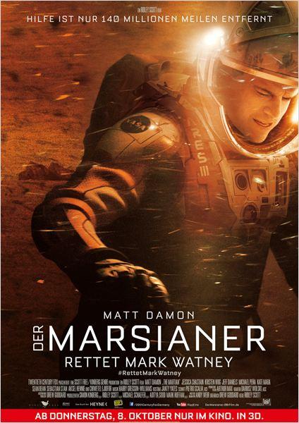 Der Marsianer ~ Rettet Mark Watney