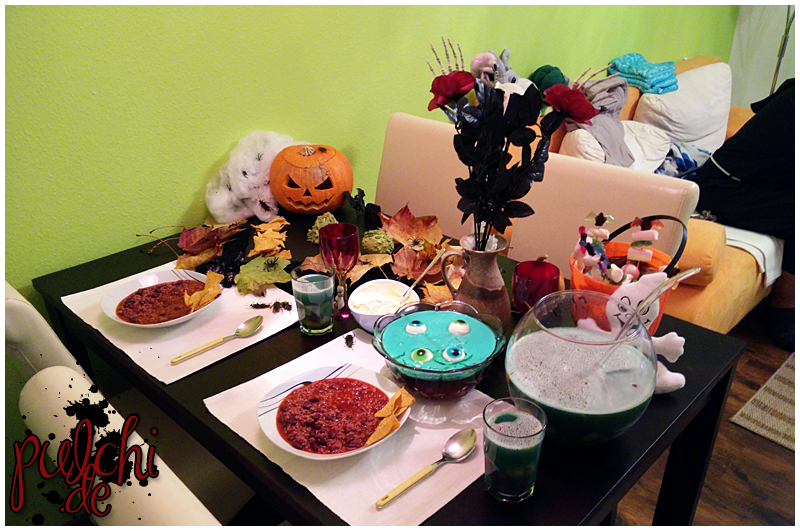 #0508 [Special] Halloween Dinner 2015