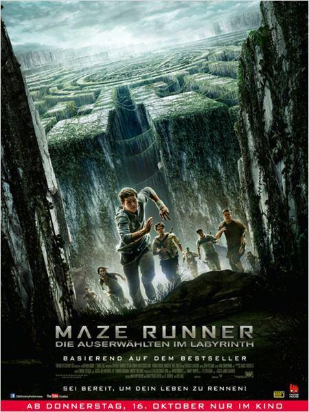 Maze Runner ~ Die Auserwählten im Labyrinth