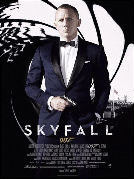 James Bond 007 ~ Skyfall