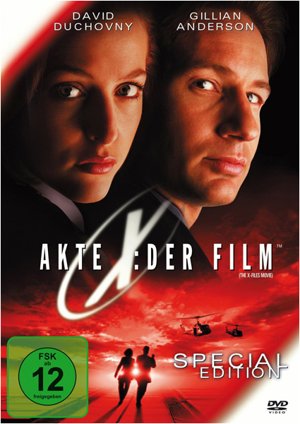 Akte X ~ Der Film