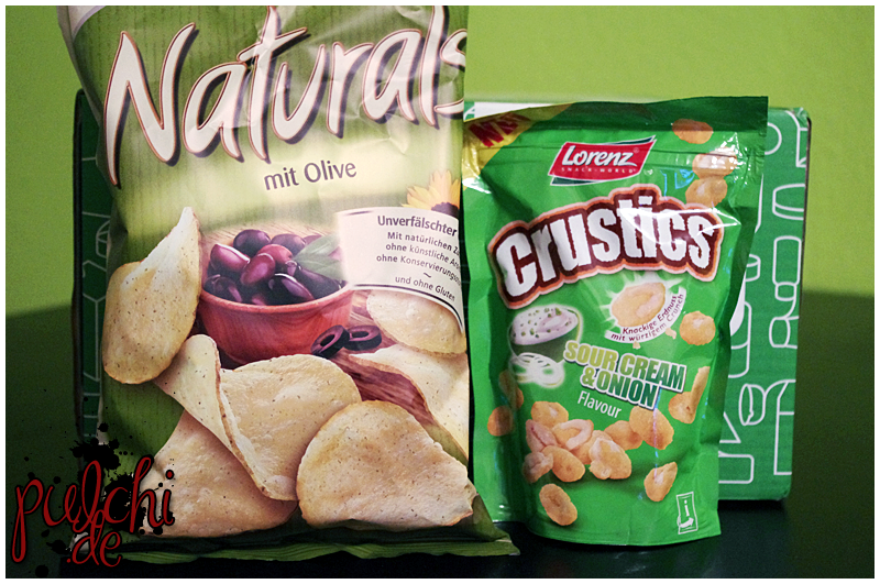 "Lorenz Snack-World Naturals ""mit Olive"" 