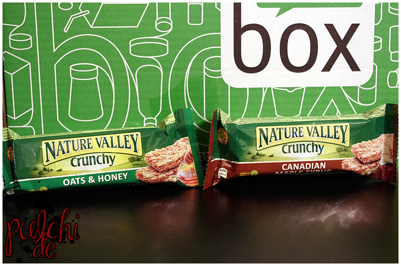 "Nature Valley Crunchy ""Oats & Honey"" 