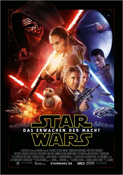 Star Wars ~ Episode VII ~ Das Erwachen der Macht