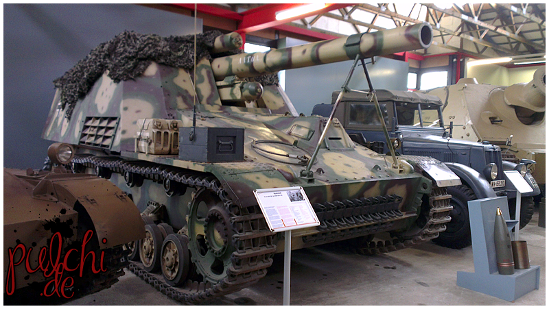 #0534 [On Tour] Deutsches Panzermuseum Munster