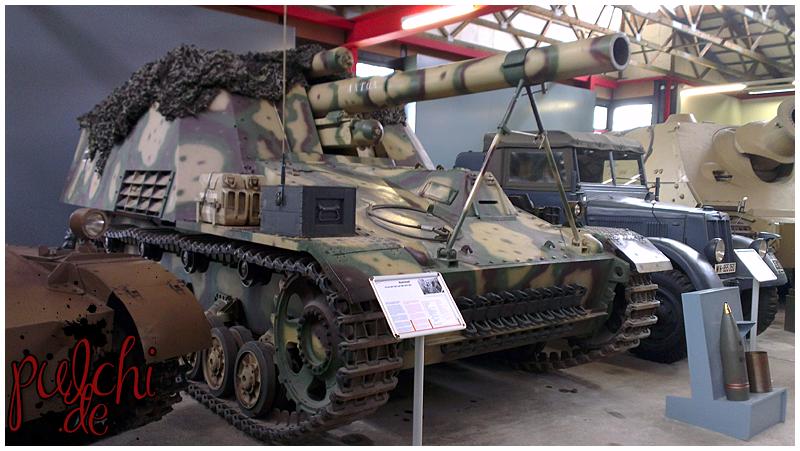 #0534 [On Tour] Deutsches Panzermuseum Munster