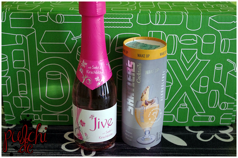 Jive mit Sekt & Kirschblüte || SHATLER's Cocktails Wake Up