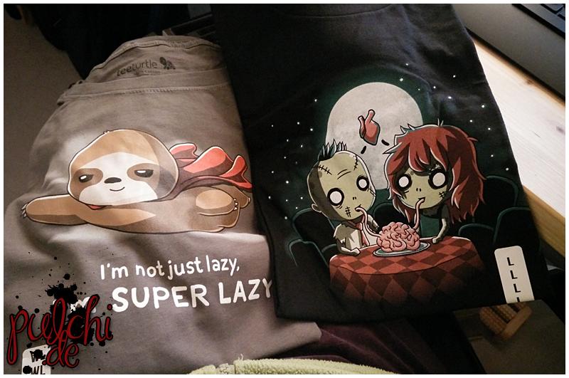 Super Lazy & Love Bites