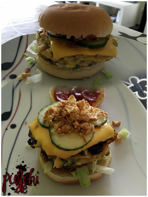 Falafelburger