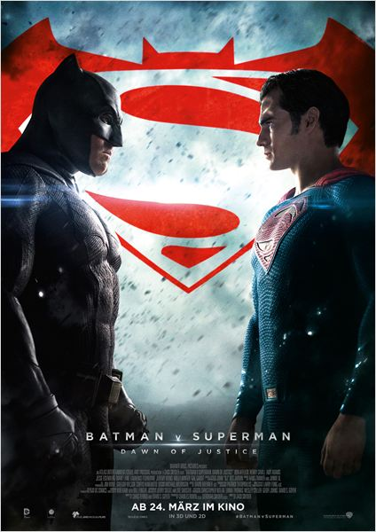 Batman V Superman ~ Dawn Of Justice