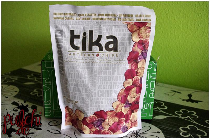 """Tika Artesan Chips """"Patagonia"""""""