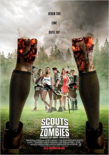 Scouts vs. Zombies ~ Handbuch zur Zombie-Apokalypse