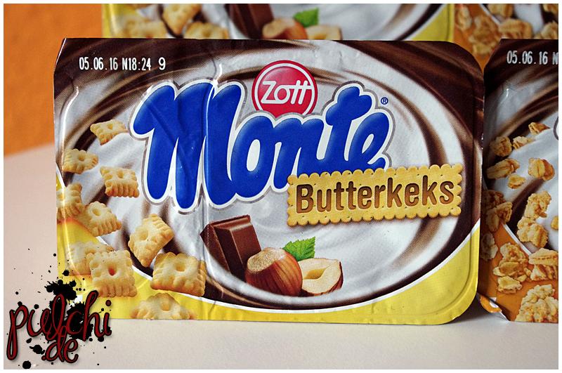 Monte Zwei-Kammer ~ Butterkeks