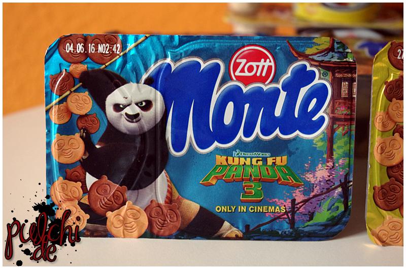 Monte Zwei-Kammer ~ Kung Fu Panda