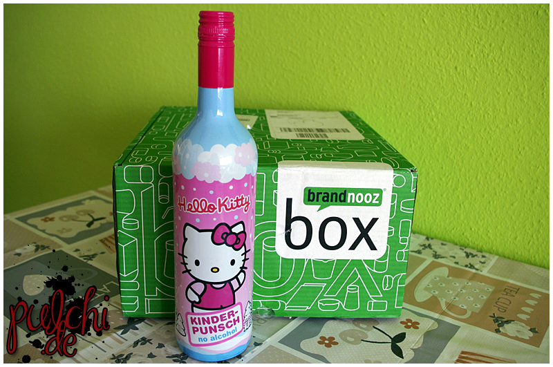 Hello Kitty Kinderpunsch no alcohol