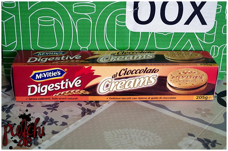 "McVitie's Digestive Creams ""Schoko"""