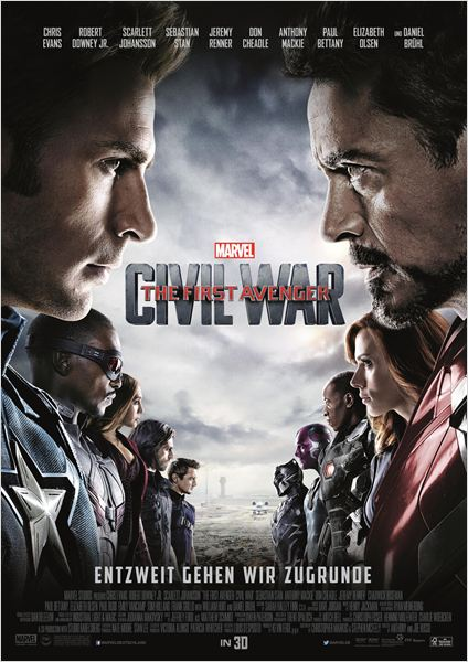 Captain America ~ Civil War
