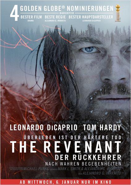 The Revenant ~ Der Rückkehrer