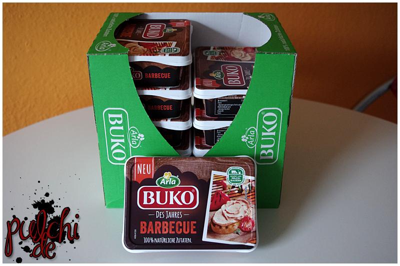 """Arla Buko des Jahres """"Barbecue"""""""
