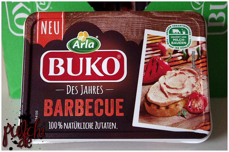 """#0580 [Review] brandnooz ~ Arla Buko des Jahres """"Barbecue"""""""