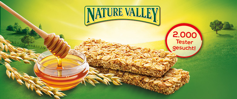 #0583 [Noozie] brandnooz ~ Nature Valley Knuspertest