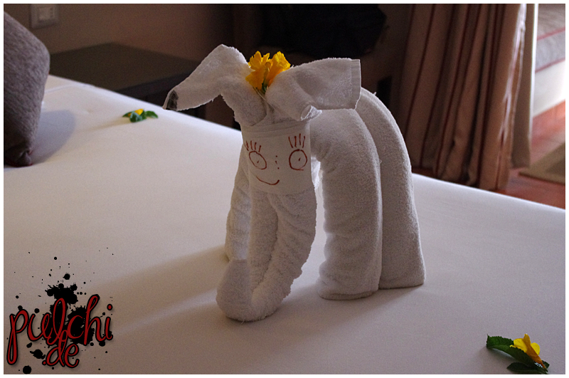 Handtuchkunst