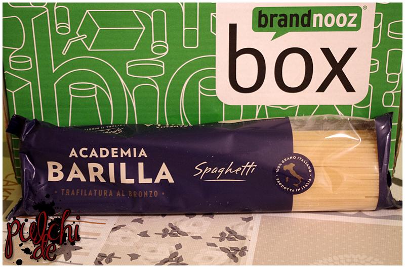 Academia Barilla Spaghetti