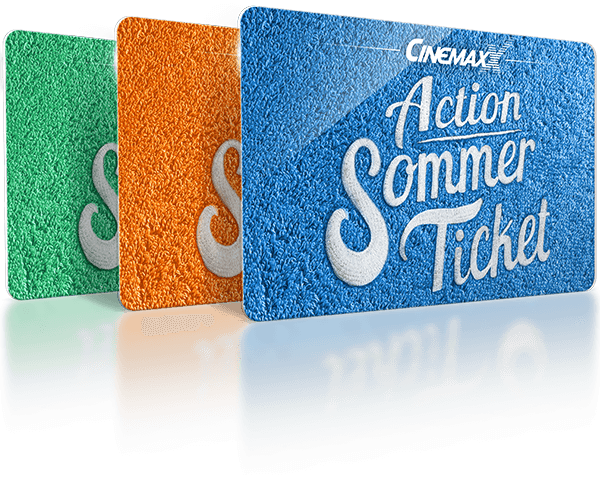 CinemaxX Sommer-Tickets