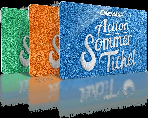 CinemaxX Sommer-Tickets