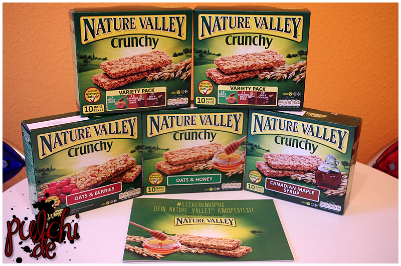 Nature Valley Knuspertest