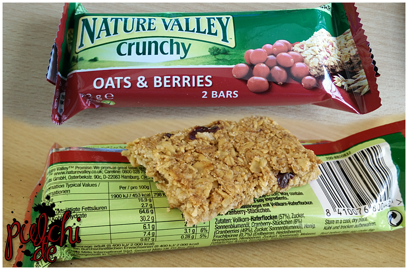 Nature Valley Oats & Berries