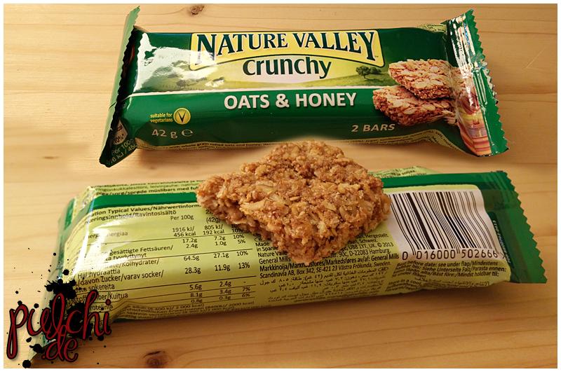 Nature Valley Oats & Honey