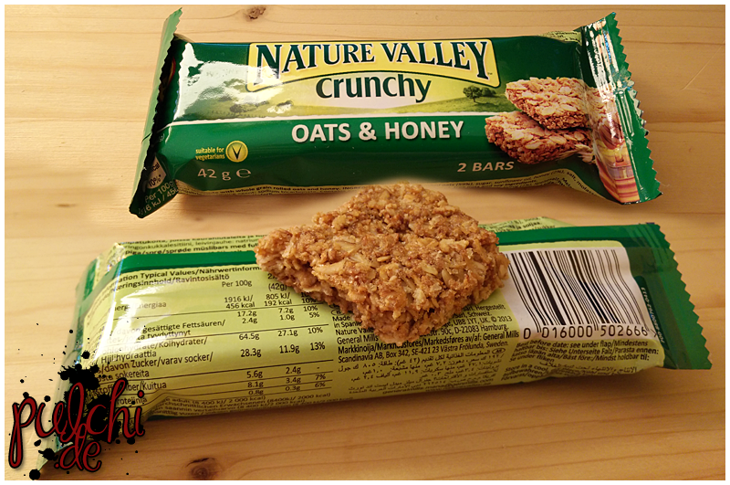 Nature Valley Oats & Honey