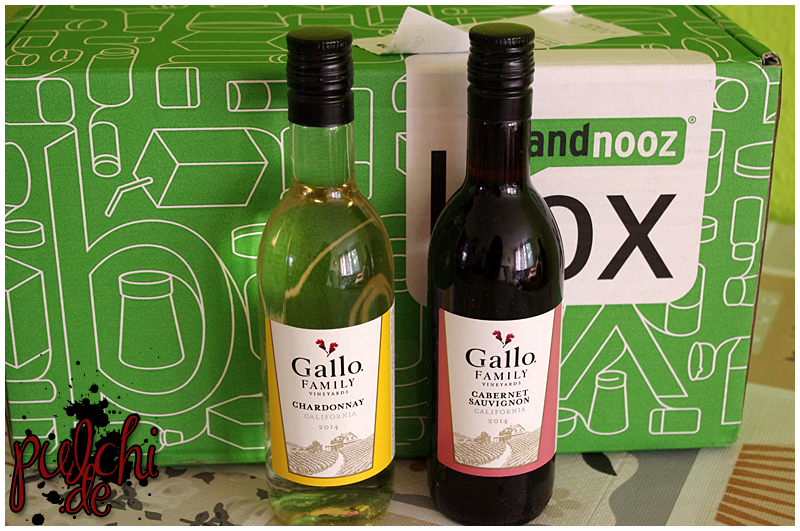 "Gallo Family Vineyards ""Chardonnay"" || Gallo Family Vineyards ""Cabernet Sauvignon"""