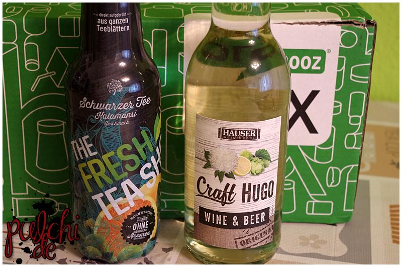"The Fresh Tea Shop Schwarzer Tee ""Kalamansi"" || Hauser Weinimport Craft Hugo"