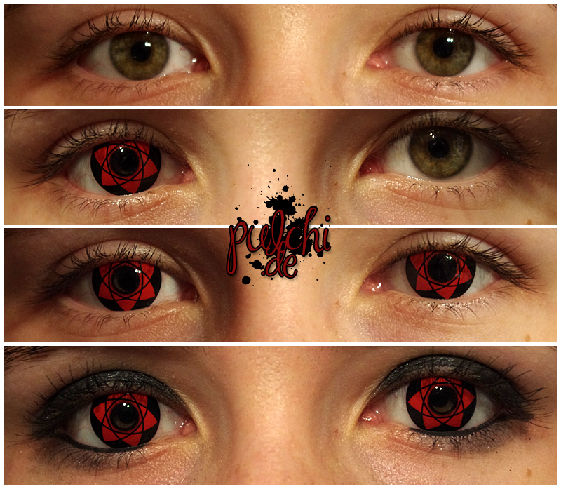 #0615 [Review] Circle Lenses ~ GEO Animation CP-S8