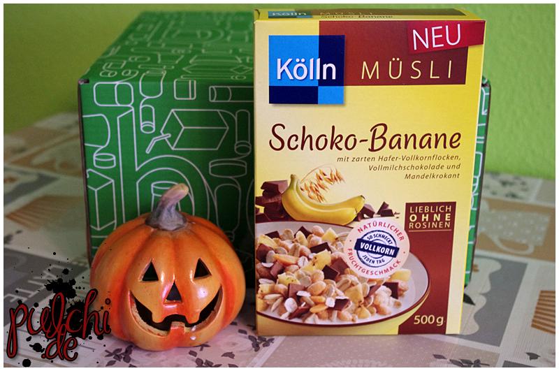 Kölln Müsli Schoko-Banane