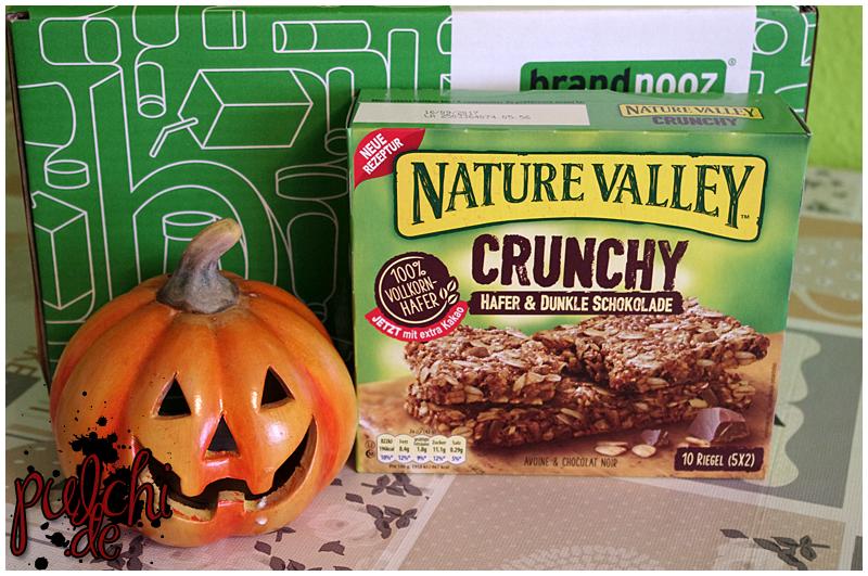 """Nature Valley™ Crunchy """"Hafer & Dunkle Schokolade"""""""