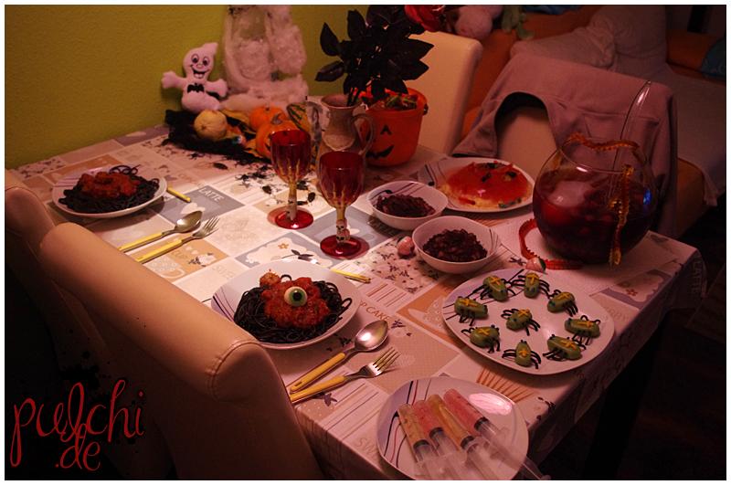Halloween Dinner 2016