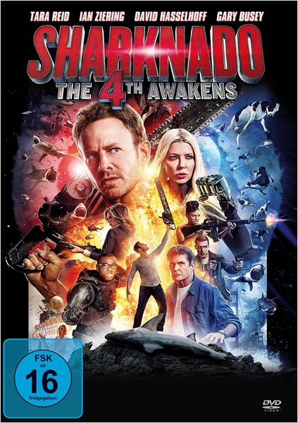 Sharknado 4 ~ The 4th Awakens